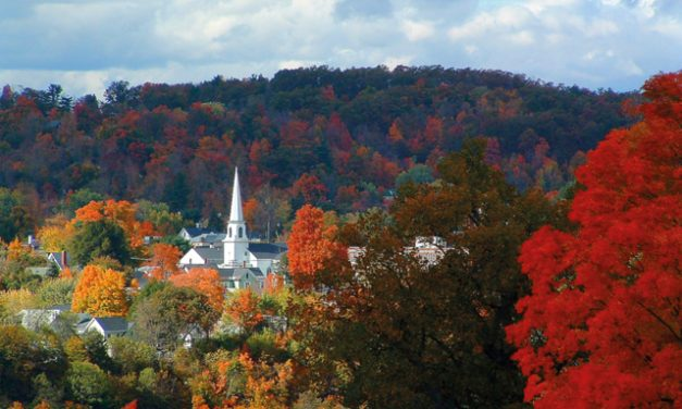 Autumn 2020: Leaf-Peeping Drives