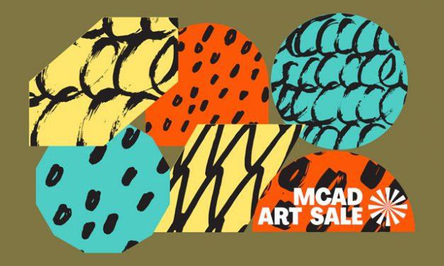 The 2020 MCAD Art Sale