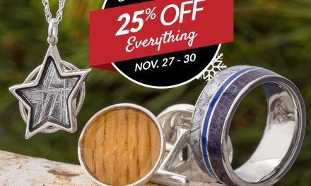 Let Jewelry By Johan Help Your Black Friday Sparkle