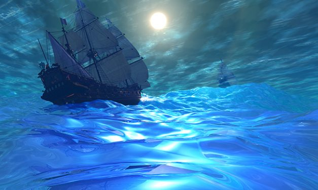 Skirting The Issues: Unsmooth Seas