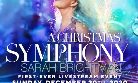 Enter to Win a Deluxe Grand Prize Package celebrating Sarah Brightman's livestream concert event SARAH BRIGHTMAN: A CHRISTMAS SYMPHONY