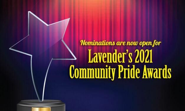 Lavender's 2021 Community Awards