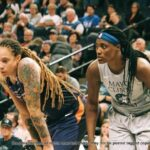 Four Time WNBA Champions Minnesota Lynx Open Their Season Against the Phoenix Mercury on May 14, 2021 at the Target Center Minneapolis MN