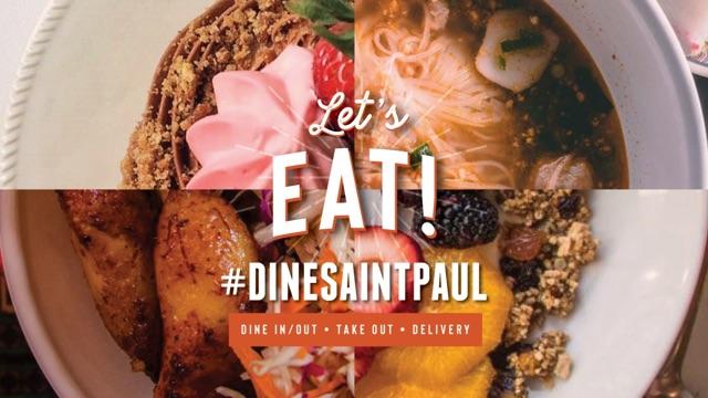#DineSaintPaul