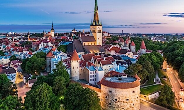 Estonia – Queen of the Baltic