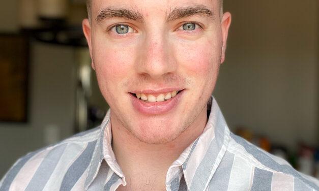 Lavender's Community Pride Award for LGBTQ Individual: Sebastian Nemec