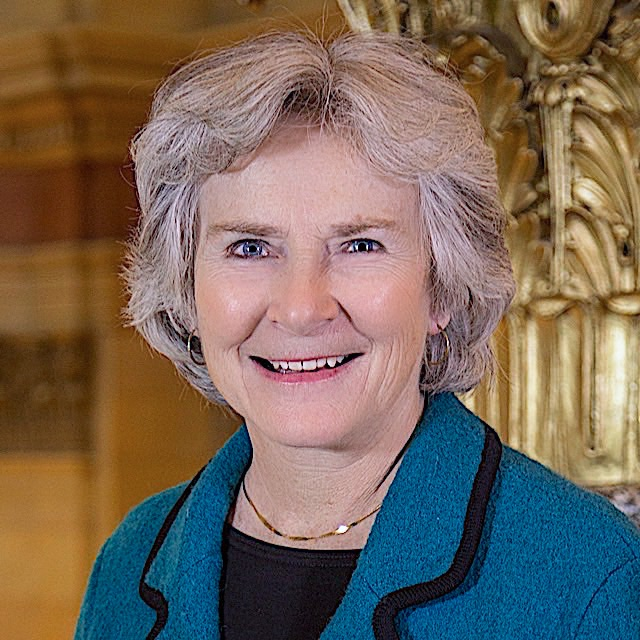 Commissioner Jan Malcolm. Photo courtesy of the State of Minnesota