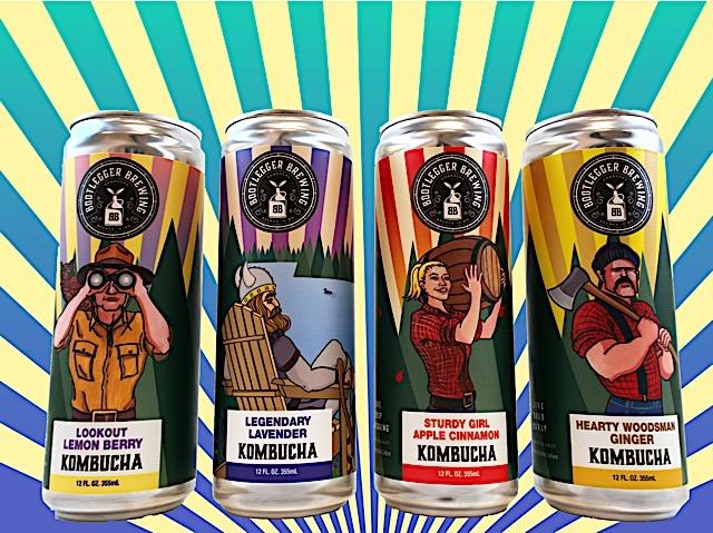 Photo courtesy of Bootlegger Brewery