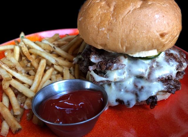 The Cooper Burger