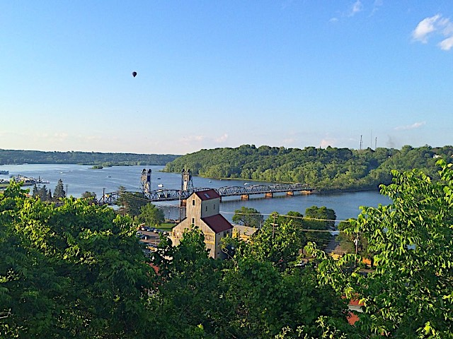 Hope House overlooks Stillwater and the St. Croix River Valley. The residence has capacity for four residents who live with HIV. Photo courtesy Hope House/Kristina Lynn Photography & Design