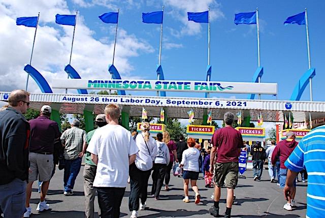 Photo courtesy of the Minnesota State Fair