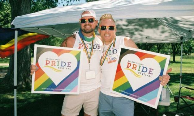 06.12.21 Golden Valley Pride Festival Food and Supply Drive for PRISM Golden Valley MN