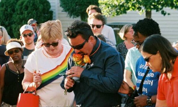 06.19.21 Paul Pfeifer Vigil Brooklyn Park MN